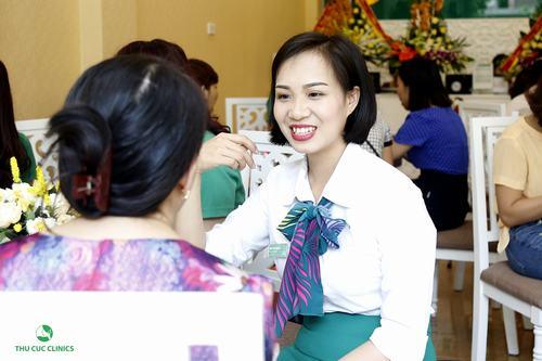 Tư vấn quy trình triệt lông vùng bikini tại Thu Cúc Clinics