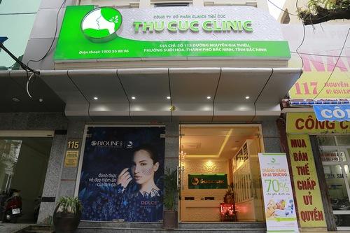 Địa chỉ triệt lông tại Bắc Ninh