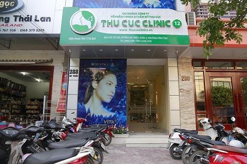 địa chỉ triệt lông tại Lạng Sơn