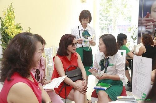 Tư vấn triệt lông tại Thu Cúc Clinic Lạng Sơn