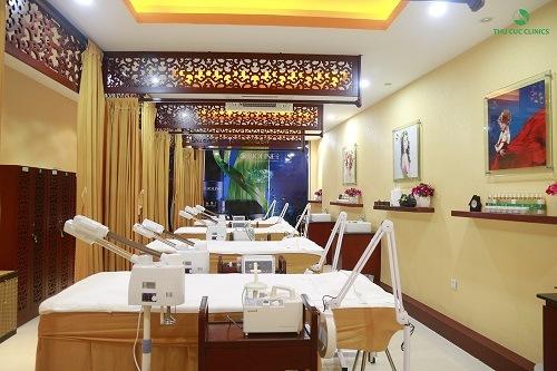 cơ sở vật chất tại Thu Cúc Clinics Lạng Sơn