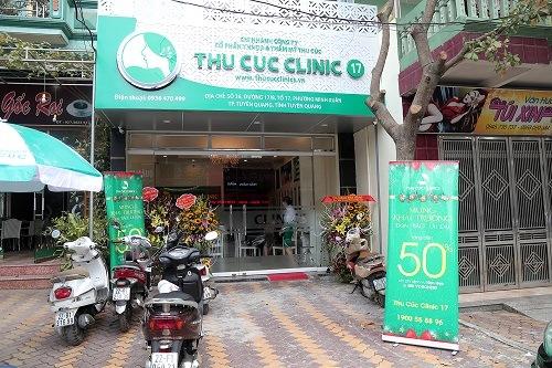 Địa chỉ triệt lông tại Tuyên Quang