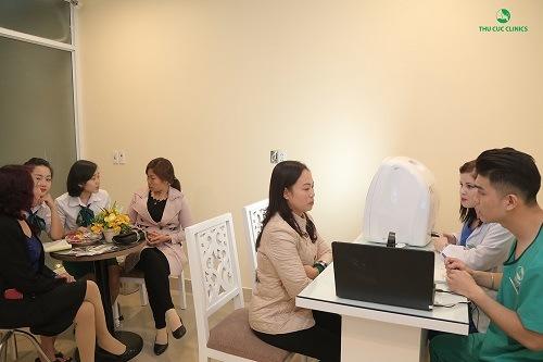 Thu Cúc Clinic là Địa chỉ triệt lông tại Tuyên Quang tốt nhất