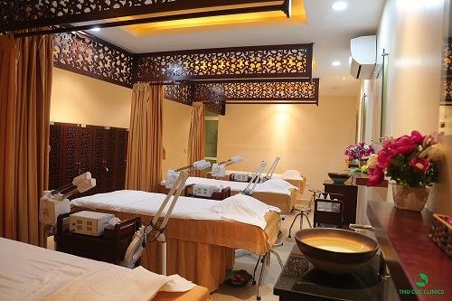 Cơ sở vật chất tại Thu Cúc Clinic Tuyên Quang