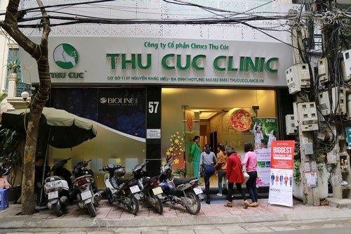 Thu cúc Clinics là địa chỉ triệt lông uy tín tại Hà Nội