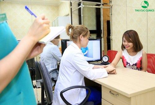 Tư vấn triệt lông an toàn tại Thu Cúc Clinics
