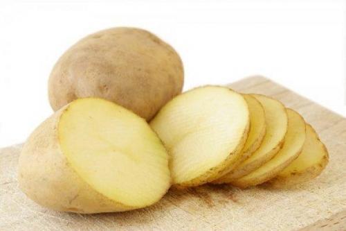 công thức tẩy lông nách bằng khoai tây