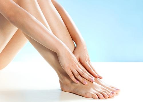 Tẩy lông tại nhà gây hại cho da