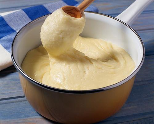 Tẩy lông mặt với khoai tây, sữa tươi