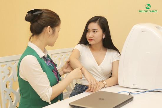 Ngày càng nhiều chị em tìm đến công nghệ triệt lông Laser Diode hiện đại ở Thu Cúc Clinics