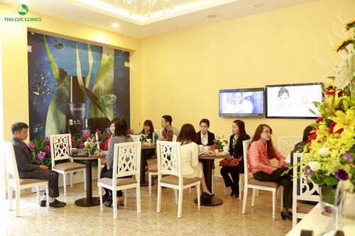 Thu Cúc Clinics là thương hiệu chăm sóc, điều trị thẩm mỹ da uy tín của phái đẹp Việt