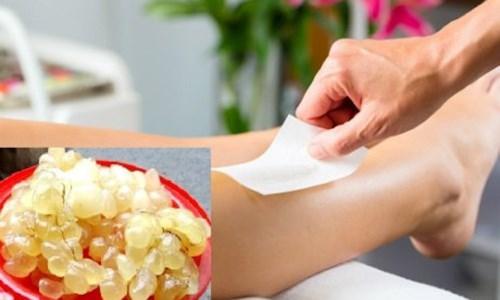 Cách làm mềm lông chân bẳng mỡ trăn hiệu quả và an toàn.