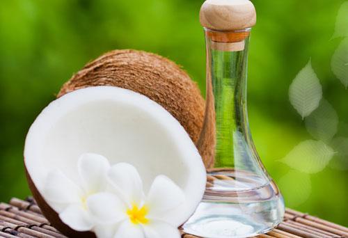 Mẹo cách trị viêm nang lông bằng dầu dừa