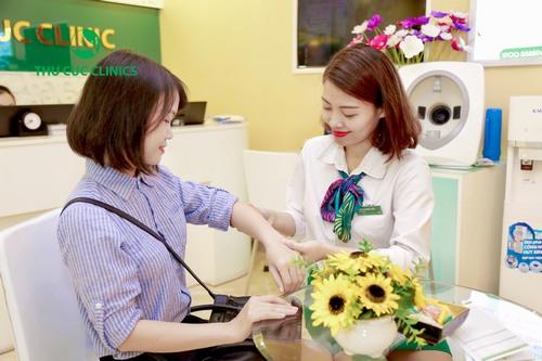 Lựa chọn triệt lông ở Thu Cúc Clinics để phòng tránh tối đa các biến chứng