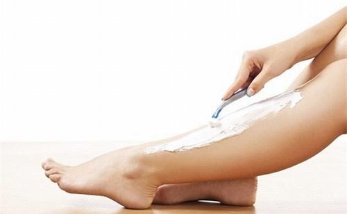 Triệt lông bằng sữa tắm cần phải thực hiện tuần tự theo các bước