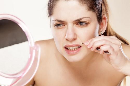 Áp dụng ngăn chặn râu mọc nhanh và cứng bằng phương pháp tự nhiên tại nhà không đem lại hiệu quả cao.