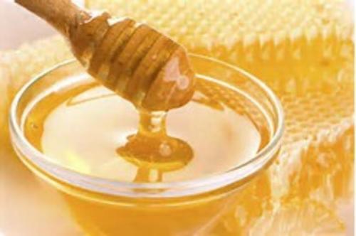 Sáp mật ong có tác dụng tẩy lông an toàn.