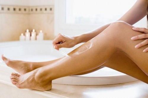 Hướng dẫn cách triệt lông chân vĩnh viễn 3