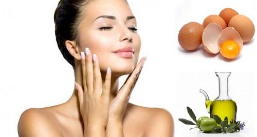 Mặt nạ lòng trắng trứng giúp tăng cường sức đề kháng, từ đó da mịn màngvà tươi sáng hơn.