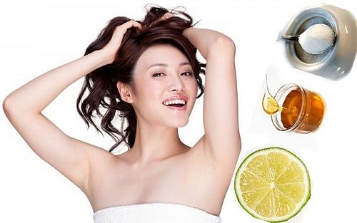 Cách tẩy lông tự nhiên vĩnh viễn từ chanh và mật ong được đông đảo chị em áp dụng.