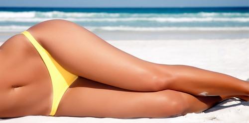 Việc triệt lông vùng kín là nhu cầu cấp thiết cần thực hiện nếu chị em muốn thoải mái diện những bộ đồ sexy, khoe thân hình quyến rũ với bikini.