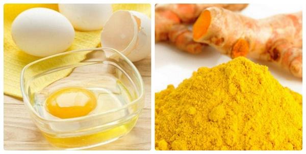 Hướng dẫn chi tiết cách triệt lông nách bằng mật ong - nghệ - lòng đỏ trứng gà