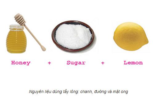 Với cách tẩy lông bằng đường chỉ dính vào lông, không phải là da nên hạn chế cảm giác đau, dễ chịu hơn việc waxing.