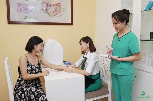 Triệt lông bằng Laser Diode ở Thu Cúc Clinics là sự lựa chọn thông minh của phụ nữ hiện đại