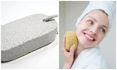 Hướng dẫn cách tẩy lông bằng đá hiệu quả - Triệt Lông