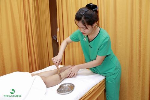Điều trị TẨY LÔNG CHÂN bằng công nghệ Diode Laser 4