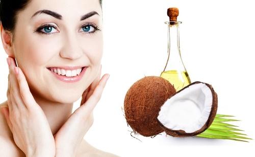 Cách làm mềm lông sau khi cạo bằng dầu dừa rất an toàn cho làn da nhạy cảm.
