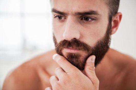 Lý do phụ nữ thích đàn ông có râu 1