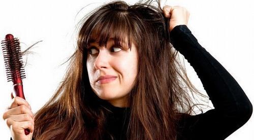 Có thể bạn không biết, mỗi ngày bạn có thể rụng tới 150 sợi tóc.