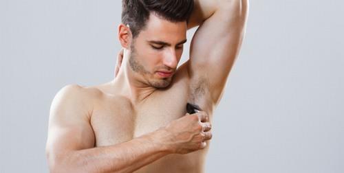 MẸO HAY : Cách tẩy lông nách cho nam giới vào ngày hè 2