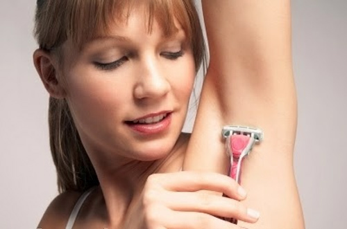 Nguyên nhân dẫn đến lông nách nhiều và cách khắc phục 2