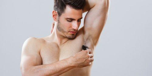 Nguyên nhân khiến nam giới có nhu cầu triệt lông nách 2