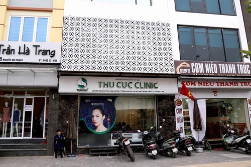 Spa triệt lông vĩnh viễn ở Cầu Giấy - Thu Cúc Clinics 2