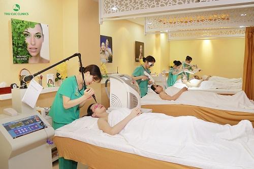 Spa triệt lông vĩnh viễn tại quận Long Biên - Thu Cúc Clinics 2