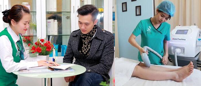 Phương pháp triệt lông vĩnh viễn toàn thân cho nam an toàn, hiệu quả 4