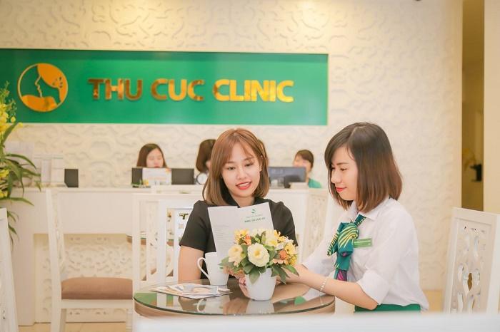 Trong tháng này Thu Cúc cũng đang áp dụng chương trình ưu đãi hấp dẫn cho dịch vụ điều trị tàn nhang.
