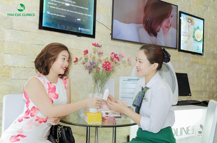 Địa chỉ trị viêm nang lông tại Bắc Ninh 4