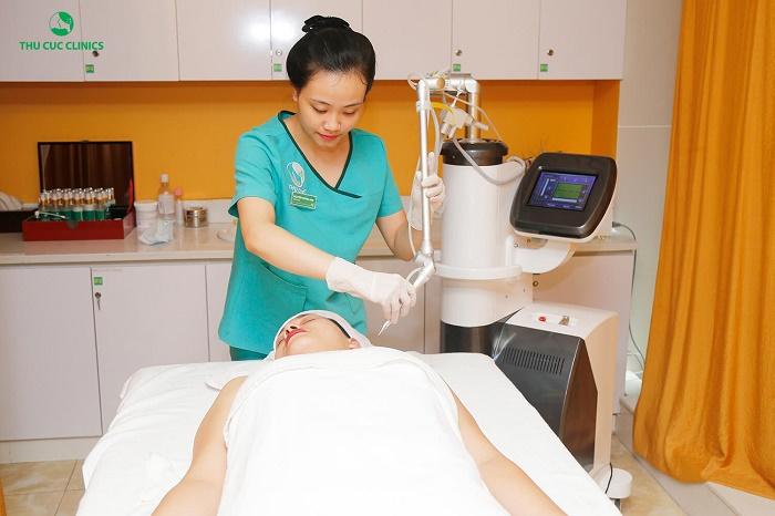 Địa chỉ trị viêm nang lông tại Hà Nội 4