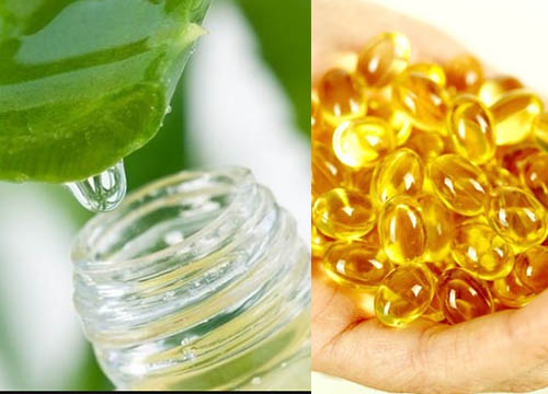 Se khít lỗ chân lông bằng vitamin e 4