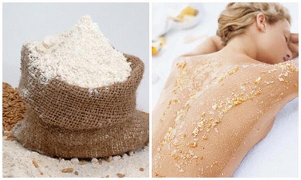 Phương pháp tắm trắng bằng cám gạo và sữa tươi tuy được đánh giá là an toàn nhưng hiệu quả đạt được chỉ là tạm thời.