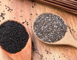 Hạt chia và hạt é liệu có thật sự giống nhau?