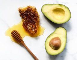 Mặt nạ bơ mật ong
